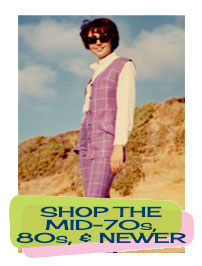 Shop Vintage 1970s 1980s Clothing