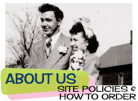About Us Policies Terms How to Order