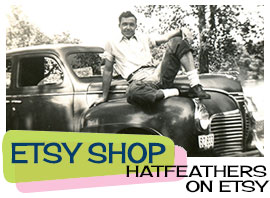 Hatfeathers Vintage on Etsy