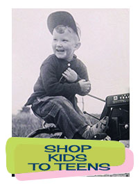 Shop Vintage Clothing for Children