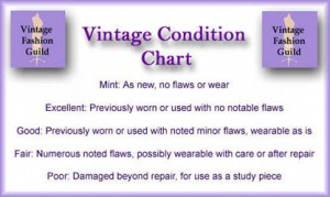 VFG-Condition-Chart