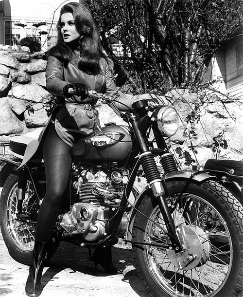 Ann-Margret-Motorcycle