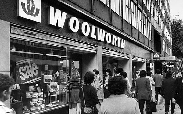 woolworth 70s