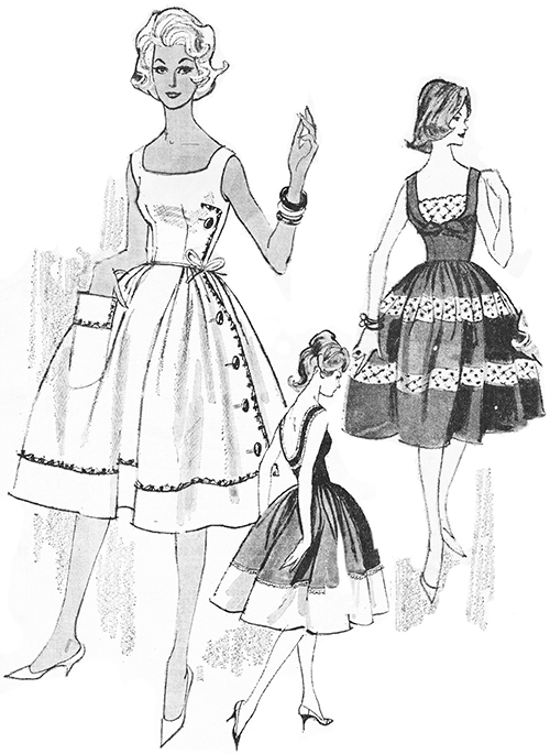 full-skirt-dresses