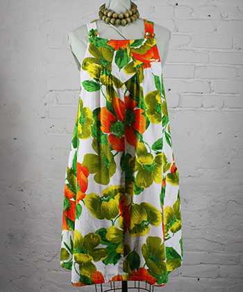 2645-Hawaiian-Trapeze-Dress