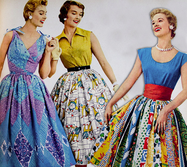 Colorful-Skirts-Vintage-60s